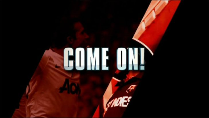 Come On! – Sky Sports Promo 2012