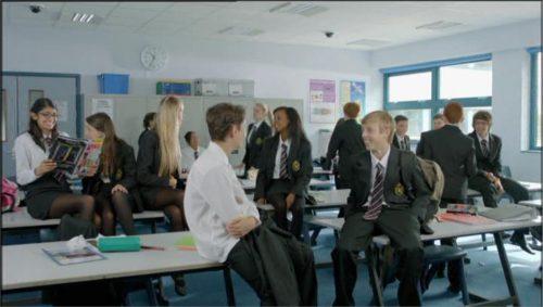 BBC News Promo 2012 - School Report (1)