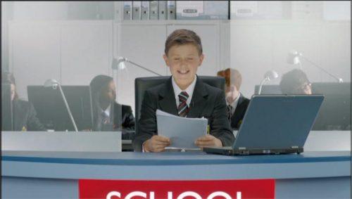 BBC News Promo 2012 - School Report (15)