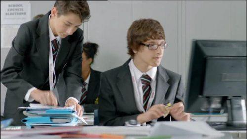 BBC News Promo 2012 - School Report (6)