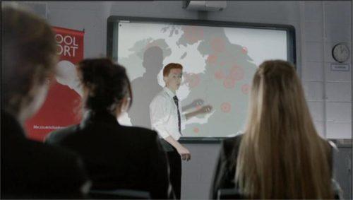 BBC News Promo 2012 - School Report (9)