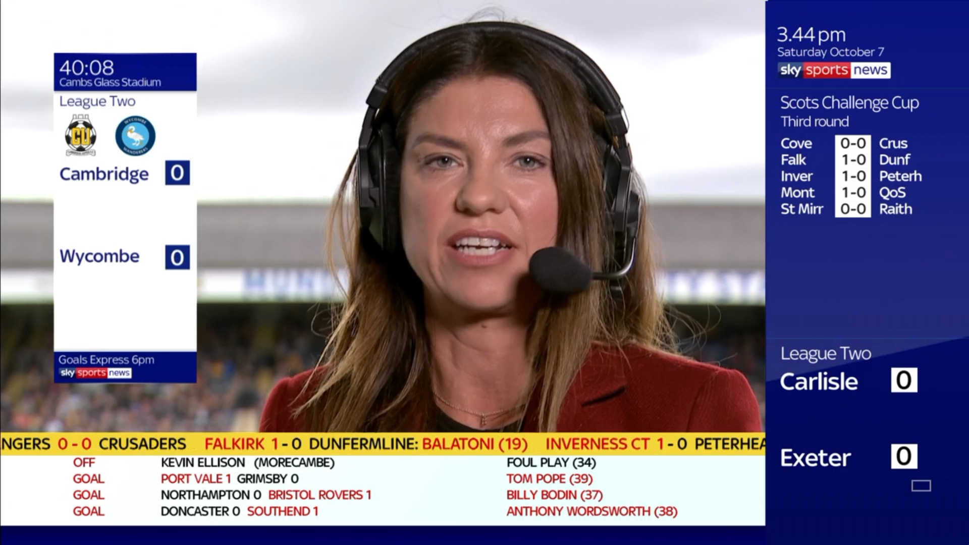 Bianca Westwood - Sky Sports Football Presenter (1)