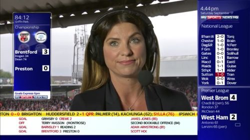 Bianca Westwood - Sky Sports Football Presenter (2)