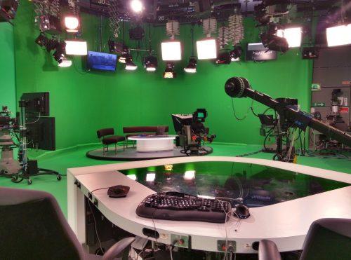 ITN Studio 2 with London Tonight (2)