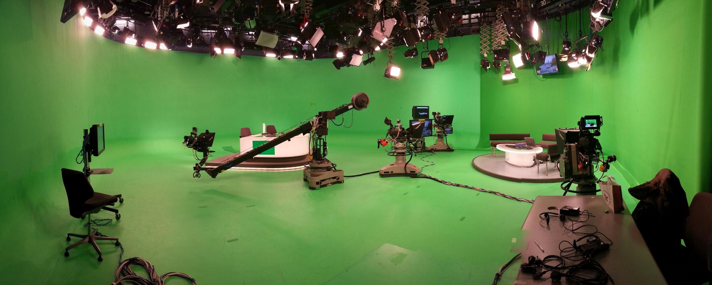 Newsroom Stock Footage  Royalty Free Newsroom Stock