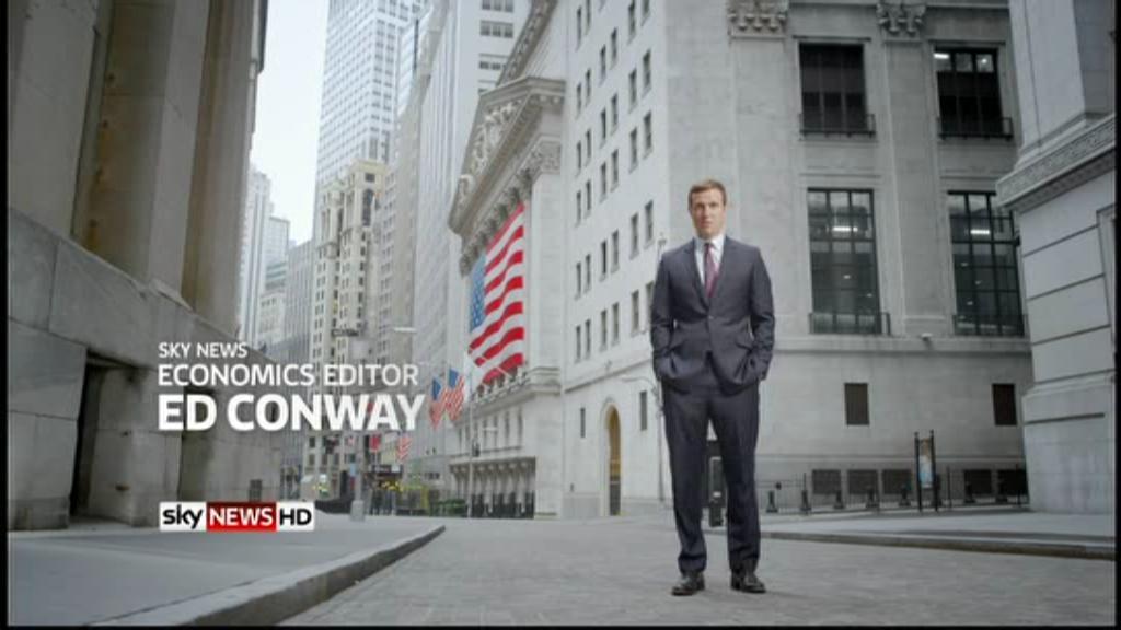 Ed Conway, Economics Editor (US) – Sky News Promo 2012