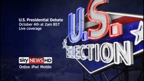 Sky News Promo 2012 - US Presidential Debate (17)