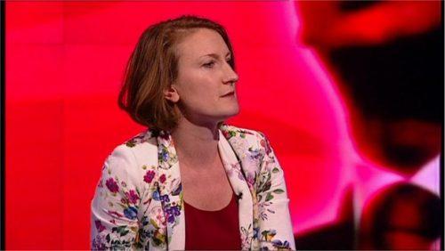 Allegra Stratton - ITV News Reporter (2)