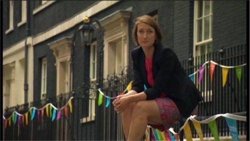 Allegra Stratton - ITV News Reporter (3)
