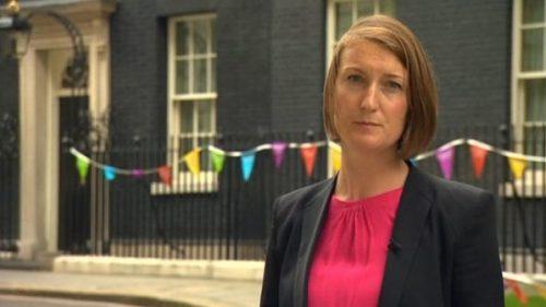 Allegra Stratton - ITV News Reporter (4)