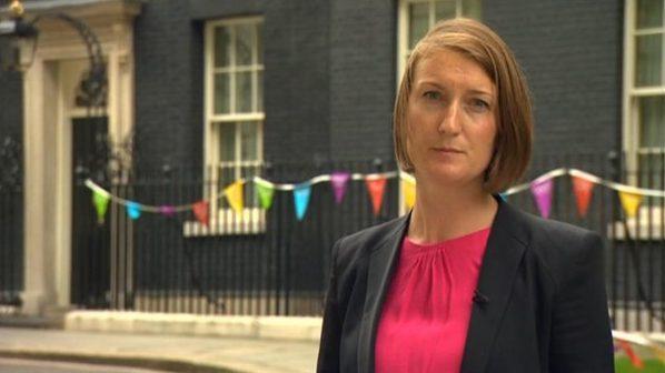 Allegra Stratton appointed press secretary at No 10