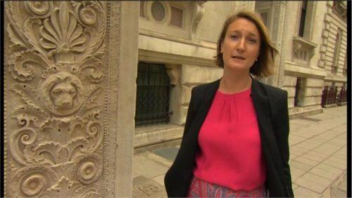 Allegra Stratton - ITV News Reporter (5)