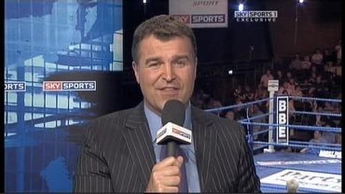 Dave Clark - Sky Sports Darts
