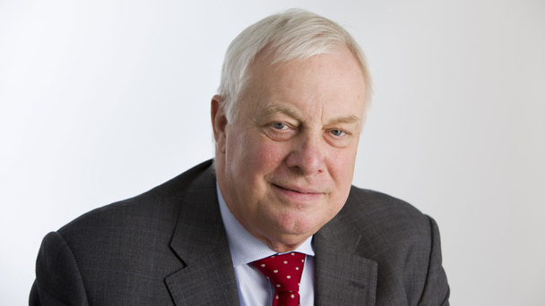 Lord Patten on Tony Hall's appointment