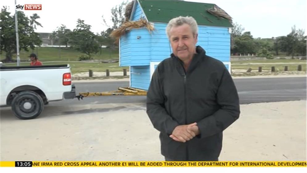 Mark Austin - Sky News US Correspondent (2)