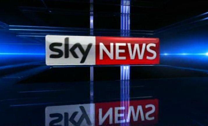 Sky News 2012 Logo