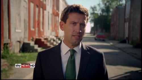 Sky News Promo 2012 - Dominic Waghorn US Correspondent (10)