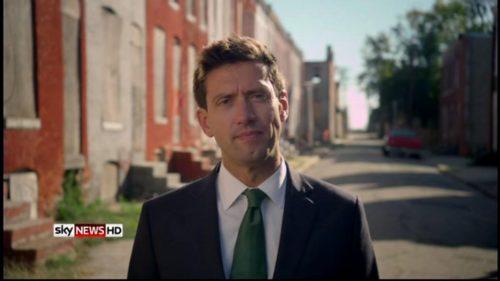 Sky News Promo 2012 - Dominic Waghorn US Correspondent (11)