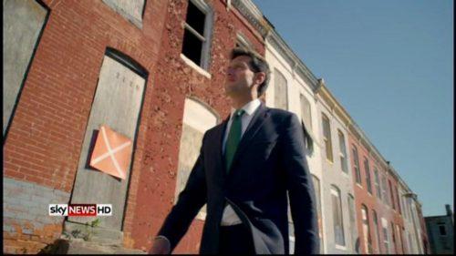 Sky News Promo 2012 - Dominic Waghorn US Correspondent (3)