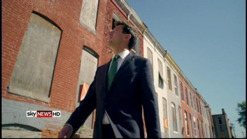 Sky News Promo 2012 - Dominic Waghorn US Correspondent (4)