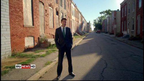 Sky News Promo 2012 - Dominic Waghorn US Correspondent (5)