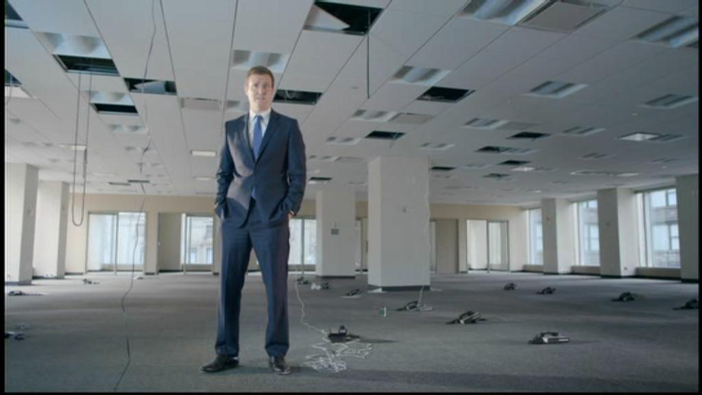 Ed Conway, Economics Editor (UK) – Sky News Promo 2012