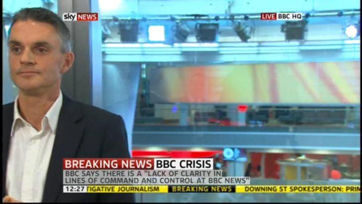 Acting  BBC DG Tim Davie