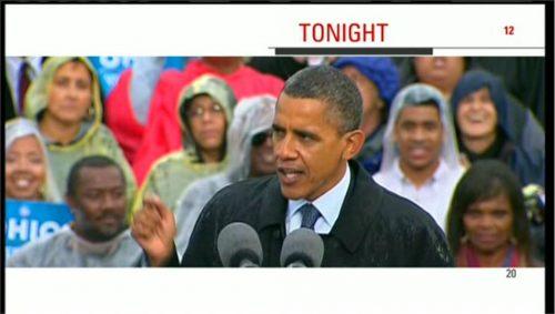 US Presidential Election 2012 - Fox News Promo (1)
