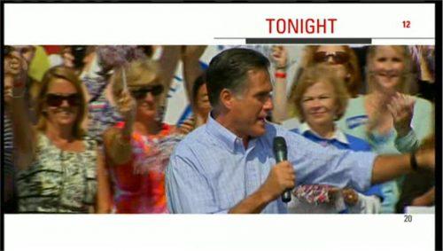 US Presidential Election 2012 - Fox News Promo (2)
