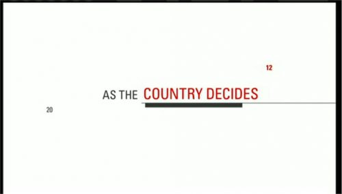 US Presidential Election 2012 - Fox News Promo (3)