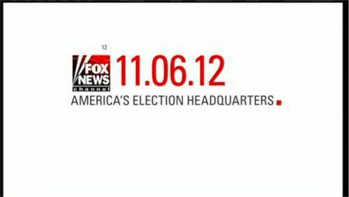 US Presidential Election 2012 - Fox News Promo (5)