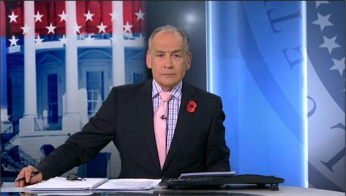 US Presidential Election 2012 - ITV (1)