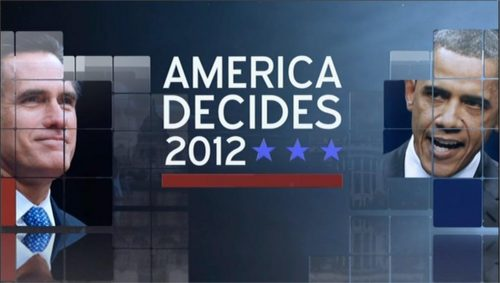 US Presidential Election 2012 - ITV (10)