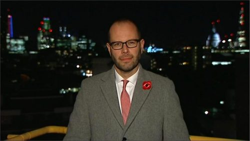 US Presidential Election 2012 - ITV (28)