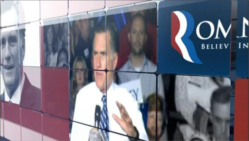 US Presidential Election 2012 - ITV (3)