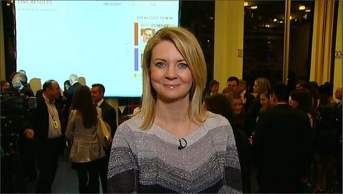 US Presidential Election 2012 - ITV (30)
