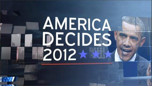 US Presidential Election 2012 - ITV (36)