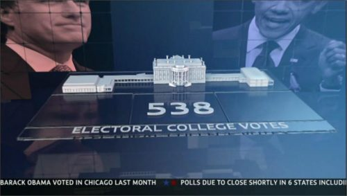 US Presidential Election 2012 - ITV (38)