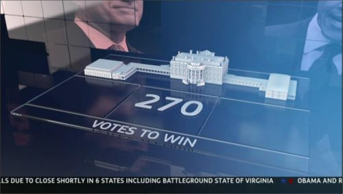 US Presidential Election 2012 - ITV (39)