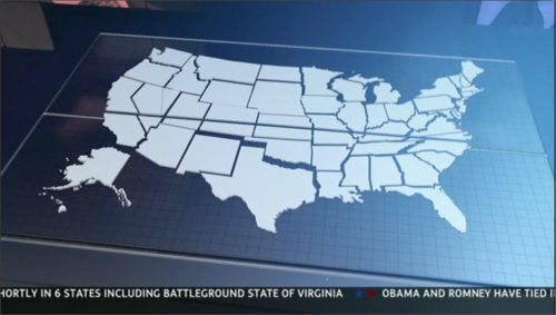 US Presidential Election 2012 - ITV (40)