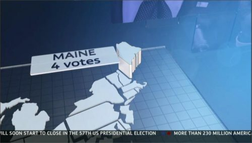 US Presidential Election 2012 - ITV (42)