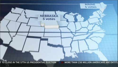 US Presidential Election 2012 - ITV (43)