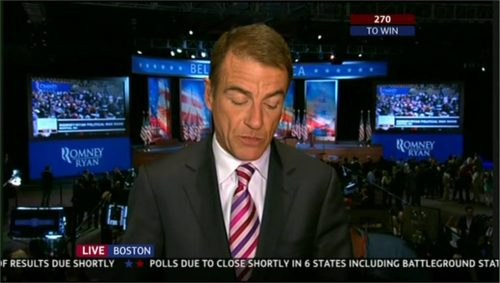 US Presidential Election 2012 - ITV (52)