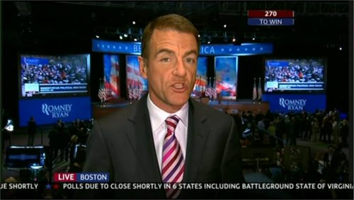US Presidential Election 2012 - ITV (53)