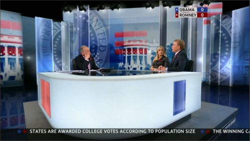 US Presidential Election 2012 - ITV (55)