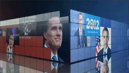 US Presidential Election 2012 - ITV (6)