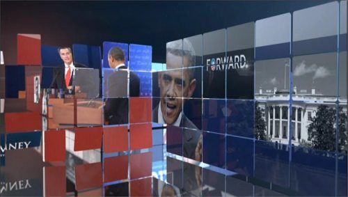 US Presidential Election 2012 - ITV (7)