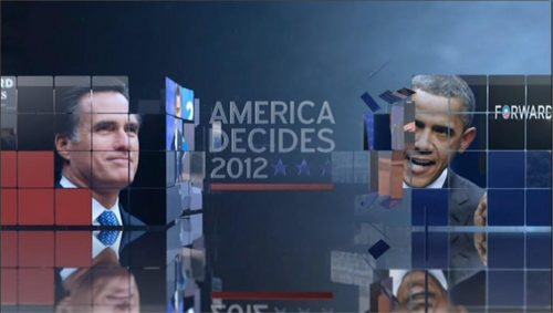US Presidential Election 2012 - ITV (8)