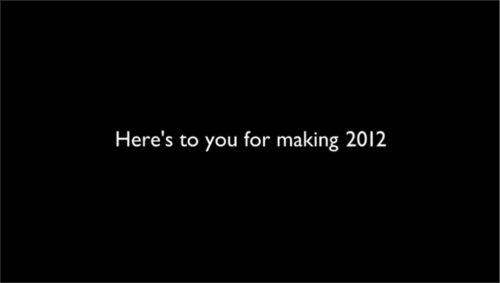 BBC Heres to you for making 2012 12-16 23-43-22