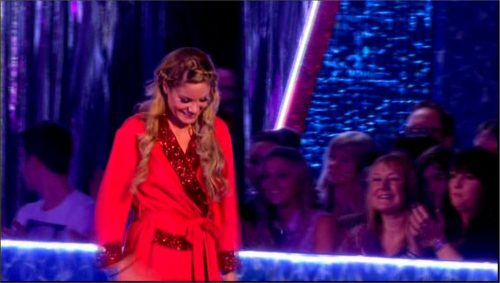 Charlotte Jackson on Splash! (1)